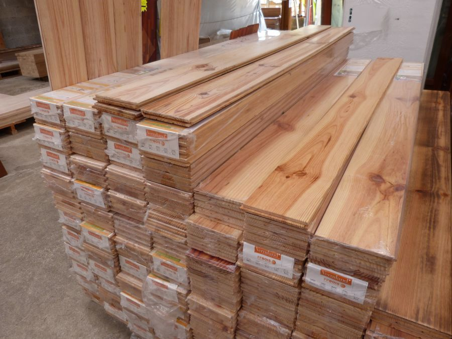 Parquet massif destockage